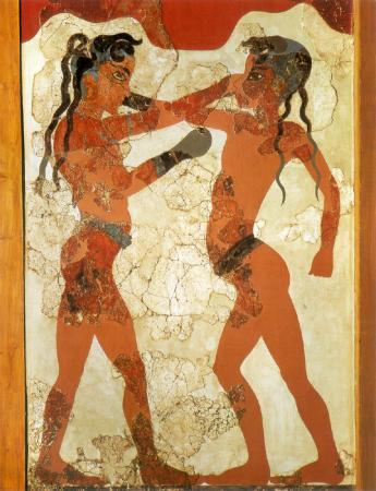 Minoan Boxers